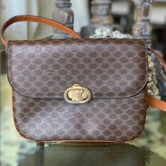Celine Handbags - Authentic Celine Macadam Bag.
